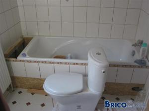 carreler salle de bain page 2. Black Bedroom Furniture Sets. Home Design Ideas