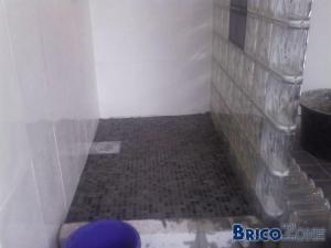 comment maçonner des blocs de verre?