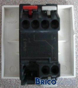 pb de branchement interrupteur