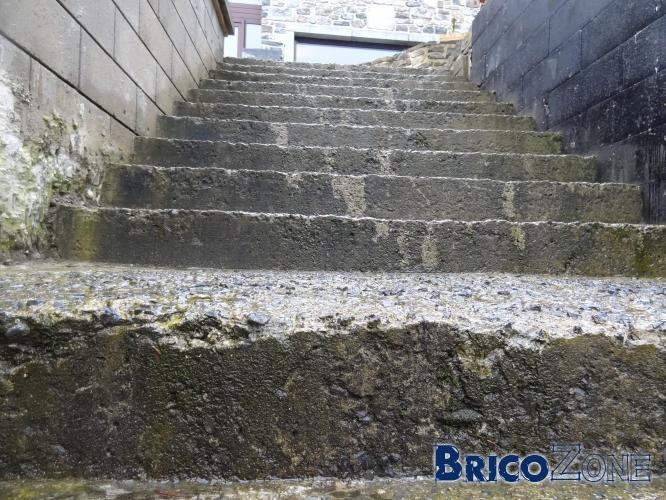 Finition escalier beton exterieur 28 images vernis for Finition exterieur