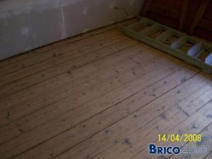 Traitement de plancher...