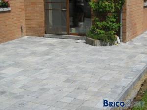 Joint pierre bleue terrasse