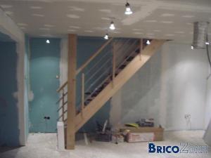 Au secours...Plafonds en plaques de plâtre ratés