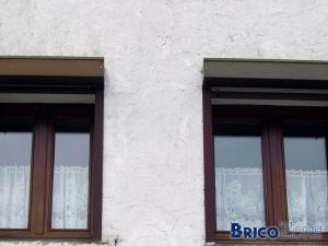 fissure sur facade avant. Black Bedroom Furniture Sets. Home Design Ideas