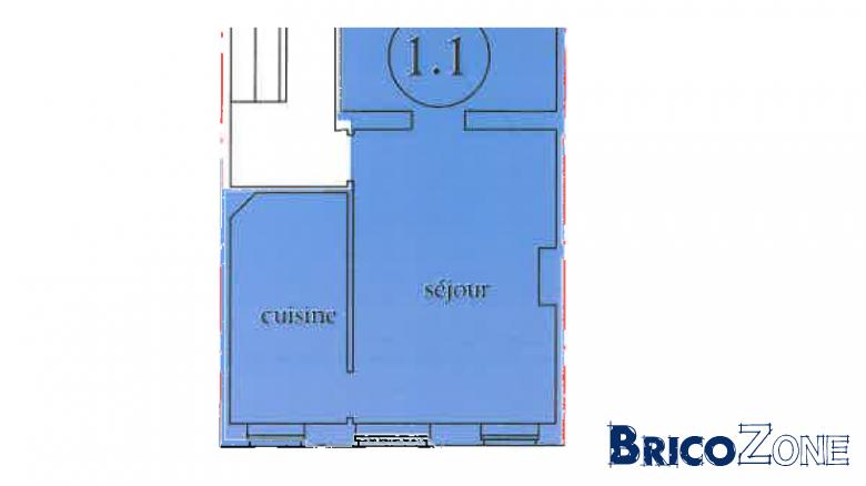 mur porteur ou non conduit chemin e abattre. Black Bedroom Furniture Sets. Home Design Ideas