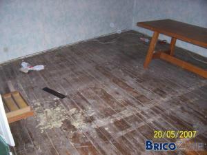 isolation chambre : avant-après
