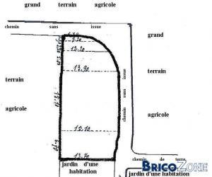 Peut on construire une belle maison sur un terrain de 400 m2 for Construire sa maison sur un terrain agricole