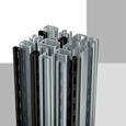 fixation + isolation tuyaux ALPEX