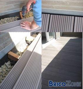 Terrasse bois composite: twinson, geolam, couleur...