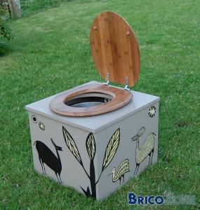 Toilettes s�ches