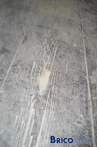 Rénover un vieux plancher
