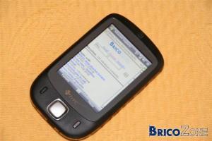 BricoZone sur Mobile : rappel :)
