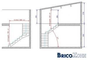Escalier bois (Dimensionnement)