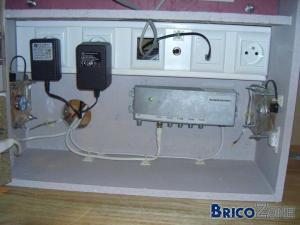 Cablage ventilateur 3 vitesse