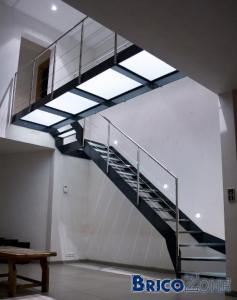 combien pour un escalier en fer forgé ?