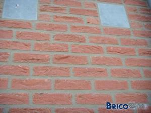 Teinte de briques rouge-brun, laquelle choisir ?