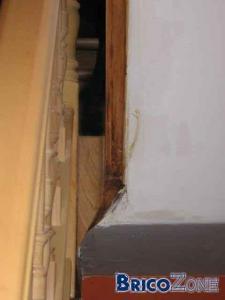 Comment terminer les finitions de notre escalier ?