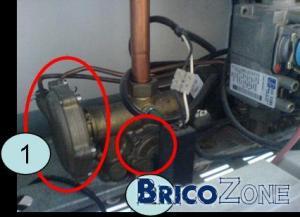 Chaudi re gaz plus d 39 eau chaude - Probleme chaudiere gaz eau chaude ...