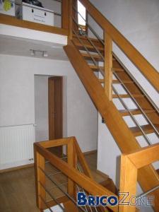 Traiter son escalier.