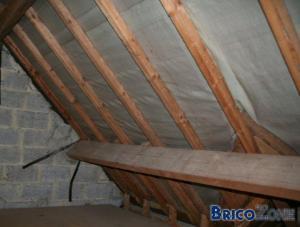 isolation 2 : isoler le toit