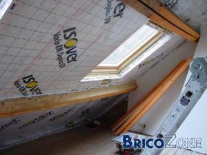 polystyr ne extrud par dessus pare vapeur et isover 12 cm. Black Bedroom Furniture Sets. Home Design Ideas