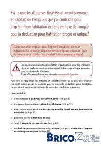 cr�dit hypoth�caire - assurance solde restant d� (ASRD) - informations g�n�rales