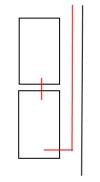 Coffret tableau r�partition (diff�rentiel, disjoncteur, fusibles)