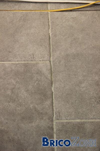 Humidit� joints carrelage