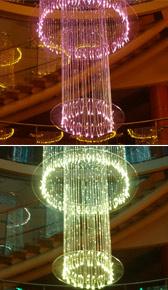 diodes (fibre optique decorative kit ciel etoilé)