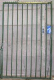 Porte En Metal Pour Jardin