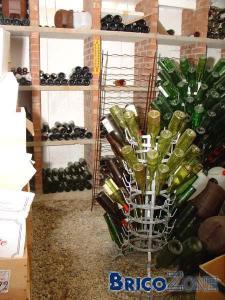 Niches à vin pour dans une cave, besoin d'idée