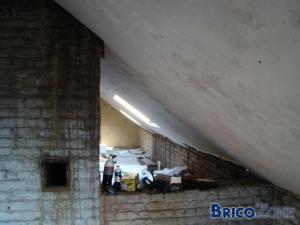 R�novation d'un grenier en appartement. [en cours]