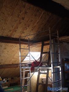 Rénovation d'un grenier en appartement. [en cours]