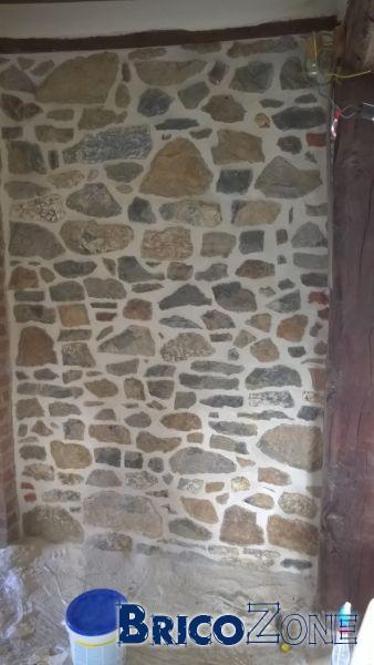 joint mur en pierre free suprieur joint mur en pierre interieur carrelage sol et mur rose effet. Black Bedroom Furniture Sets. Home Design Ideas