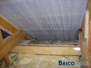 condensation sur sous-toiture, que faire?