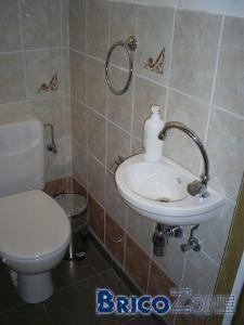 Fa�ence WC