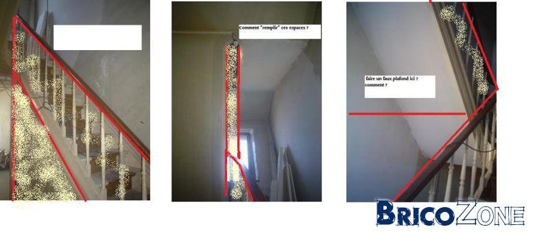 Super comment fermer une cage d'escalier ? FH85