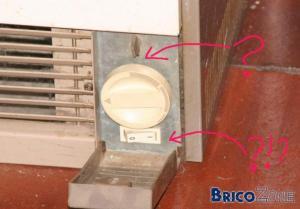 Radiateur ACEC de mémé : ca marche comment ?