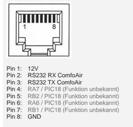 Contr�ler sa VMC StorkAir / ComfoAir / zehnder via sa domotique