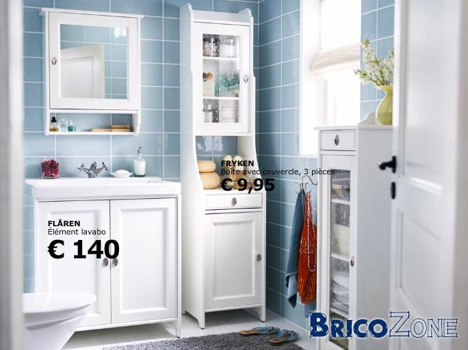 Meuble salle de bain ikea salle de bain 2017 - Idee deco salle de bain ikea ...