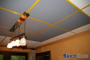 Où trouver des dalles de plafond ?