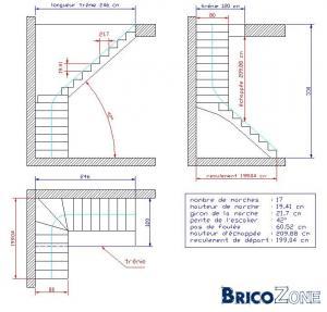 Calcul d escalier for Calcul eclairage exterieur