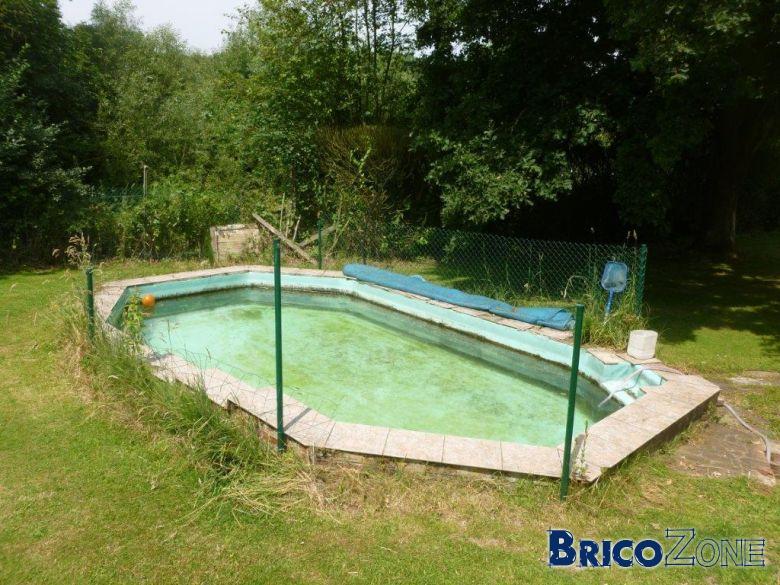 Renovation piscine existante for Piscine bois octogonale 3m50