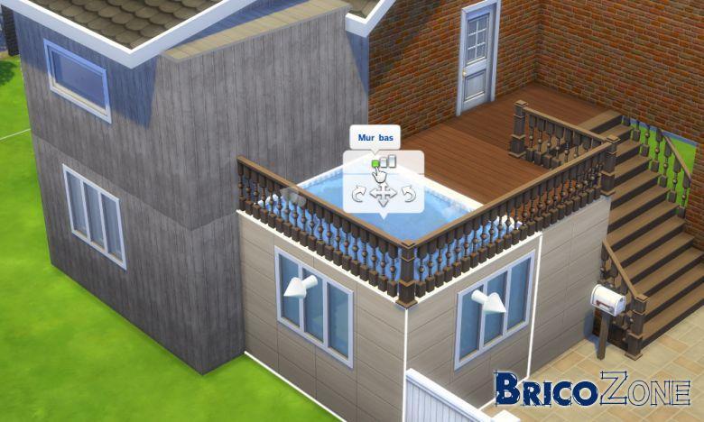 Remplacer plancher en bois sur terrasse à l'étage