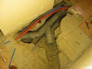 Reboucher trou dans dalle b ton - Reboucher trou mur beton ...