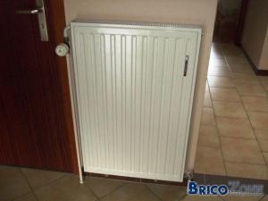 Bruit circulation radiateur