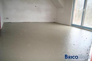 Préchape en beton cellulaire