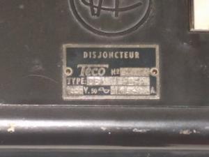 Electricité... pffff :s