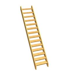 escalier sur charni�res
