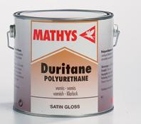 Traitement d'un escalier en hetre brut avec Mathys Duritane ?